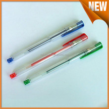 Promotional gel pen new Design gel ink pen Office learning convenient and practical multi color gel pen