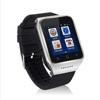 5.0M Prepositive Camera Android Wrist Watch Phone For Samsung/Huawei/Meizu/Xiaomi