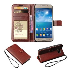 Wallet Cover Cell Phone Cases For Samsung Galaxy S6