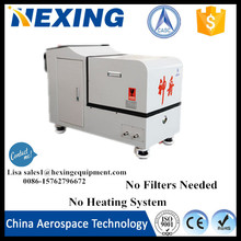 China Aerspace No Filters Papers Needed waste/ used motor oil recycling plant