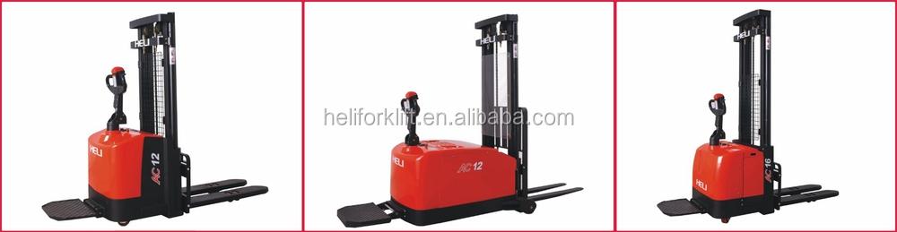 entrep t batterie 1 6 t lectrique stacker prix chariot l vateur id de produit 60237135195. Black Bedroom Furniture Sets. Home Design Ideas
