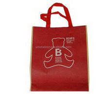Top level Cheapest recycle foldable non woven shopping bag