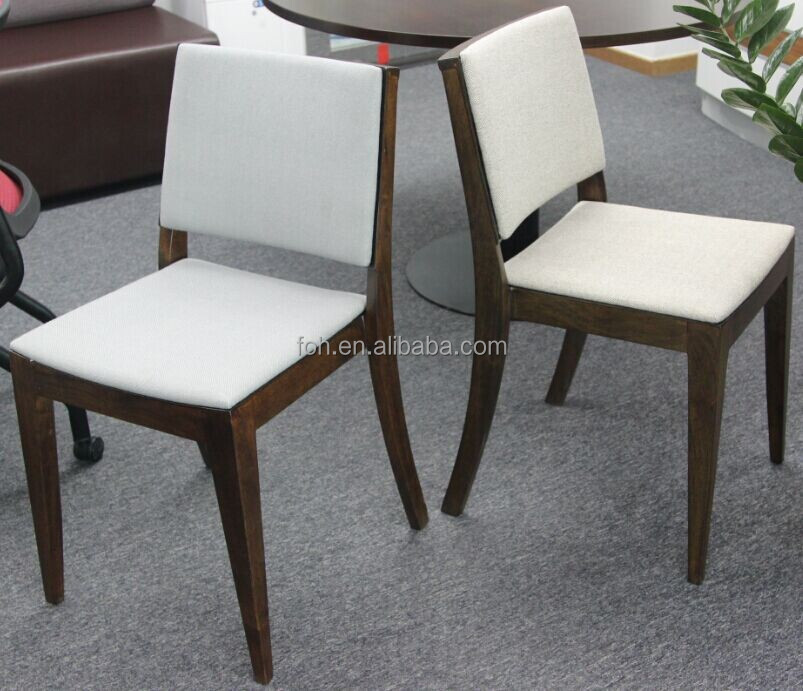 Dinning Chair For Cafe : Fabric Upholstered Cafe Dining Chair (FOH-C07), View Cafe Dining Chair ...