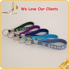 Novelty design with customer logo good promo gifts metal keychain