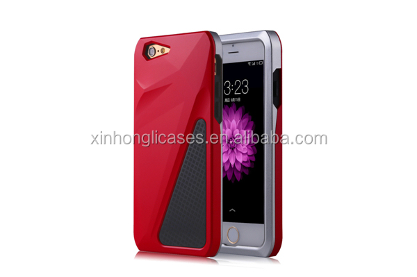 New Style Wholesale TPU+PC Phone Case For Samsung Galaxy S6