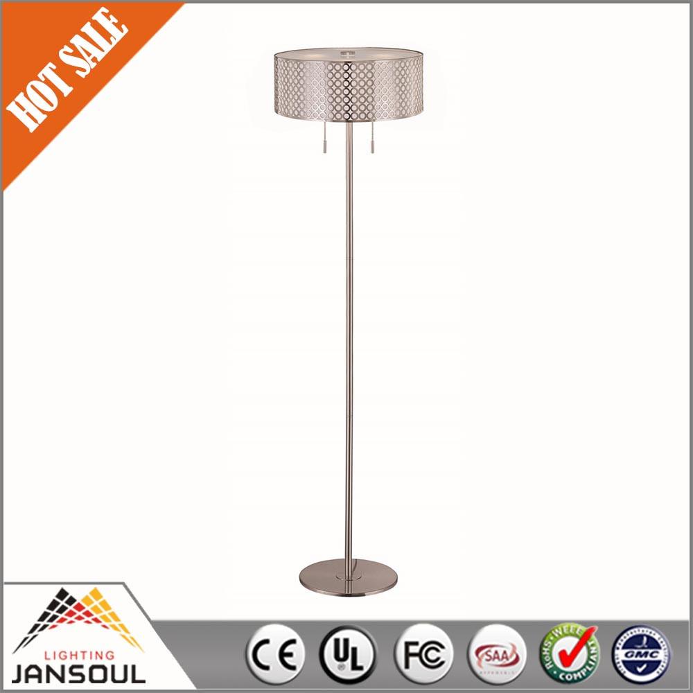 modern high quality brushed nickel floor lamp buy floor