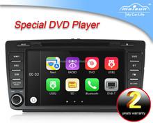 skoda octavia special car dvd gps