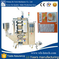 small packet packing machine for medical granule solid beverage