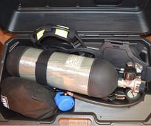 Lutte contre l'incendie équipements autonome appareil respiratoire ( ara )
