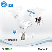 High quality pet tracker chip for cats GPS pet tracker with dog collar dog tracker GPS