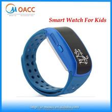 2015 cheap GPS smart watch for kids