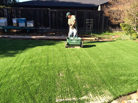 synthetic grass for commercial area,green roofs and kids playing areas