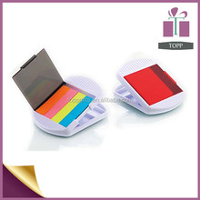 Promotional Paper Clip Top Quality Sticky Note Plastic Clip