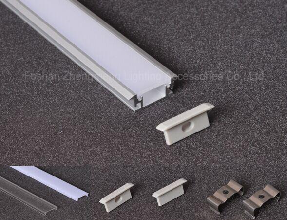 Led Underground Lamp Aluminum GrooveLed Floor Light Profile T Slot