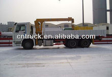HOWO LORRY TRUCK WITH CRANE 10t or 15t