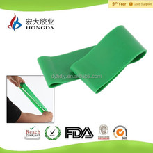 Elastic exercise bands resistance loop bands for fitness and streching workout