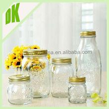 Promotion 6cm wedding custom Water activated plastic led flashing shot glass ; drinking glass mason jar with straw