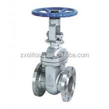 Non-rising stem flexible wedge gate valve