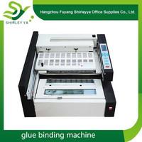 Desktop CE New Automatic Photo Album binding Machine in China
