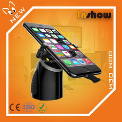 intelligent anti lost cell phone holder sensor mobile alarm holder
