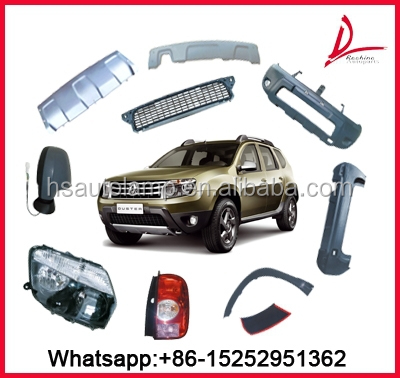 renault duster body kit dacia duster fender flare. Black Bedroom Furniture Sets. Home Design Ideas
