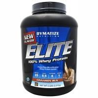 Dymatize Elite Whey Cinnamon Bun 5lb Protein