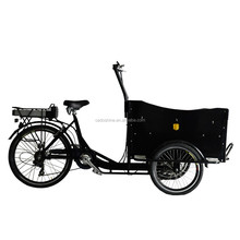 family used pedal cargo tricycle for women