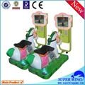 comercial parque de diversões passeios de parque de diversões passeios brinquedo do miúdo de balanço cavalo de carrossel