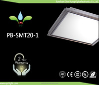20w led panel light with factory price