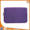 Purple 11.6'' ~ 12.5'' Notebook Diamond Foam Splash and Shock Resistant Neoprene Sleeve Case Travel Bag