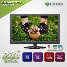 "23.6"" LED Monitor 1920*1080P Full HD VGA D-Sub Computer Desktop Laptop Monitor"
