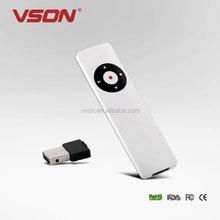 2.4G Power Point remote control Wholesale Wireless Remote PPT Presenter
