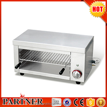 Hot Selling Commercial Catering Equipment 304 Stainless Electric Style Salamander For Restaurant