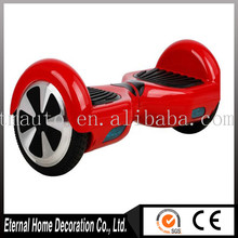 "Professional child scooter 2015 newest 2 wheels powered self balance scooter 16"" scooter electric wheel hub motor"