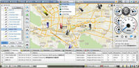 motorbike tracker anti theft alarm gps tracking software