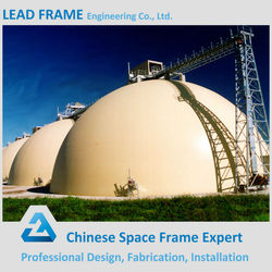 High Quality Steel Dome Space Frame Coal Power Plant