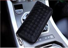 Stylish genuine leather car key case