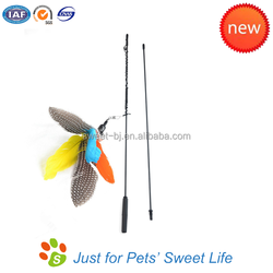 Sweet Pet Products Jiggly Cat Feather Danglers