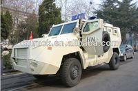 hot sale sinotruk military armoured truck
