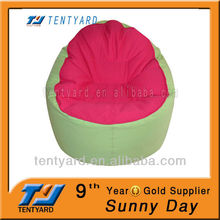 simple comfortable soft beanbag sofas