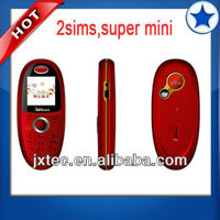 Small size Dual Sim card phones Q381