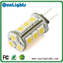 Factory price Mini Lights fitting G4 led bulb 3.2w light 5050 SMD