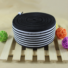 100% nylon non slip jacquard elastic webbing for sofa
