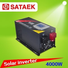 High efficiency 4000W solar panel inverter for home use
