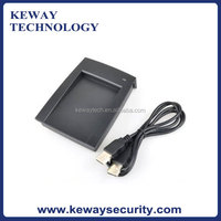 ABS case 125KHz USB Proximity Card Reader with Wiegand Interface ID Card Reader