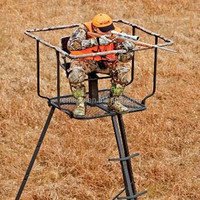 Wholesale Hunting Strong Built Tripod Tree Stand TS1306 Shooting Chair