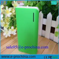 Fashion design hot selling 7800mah high capacity portable mobile power bank (EP100-1)