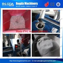 usina de reciclagem de plástico granulador máquinasde esmerilar