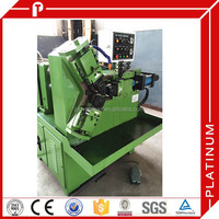 Smaller size automatic pipe thread rolling machine
