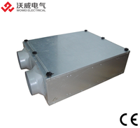 Newest Design Air to air Heat Exchanger price for ventilation system